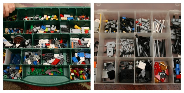 Tackle Lego Chaos Brilliant Lego Storage